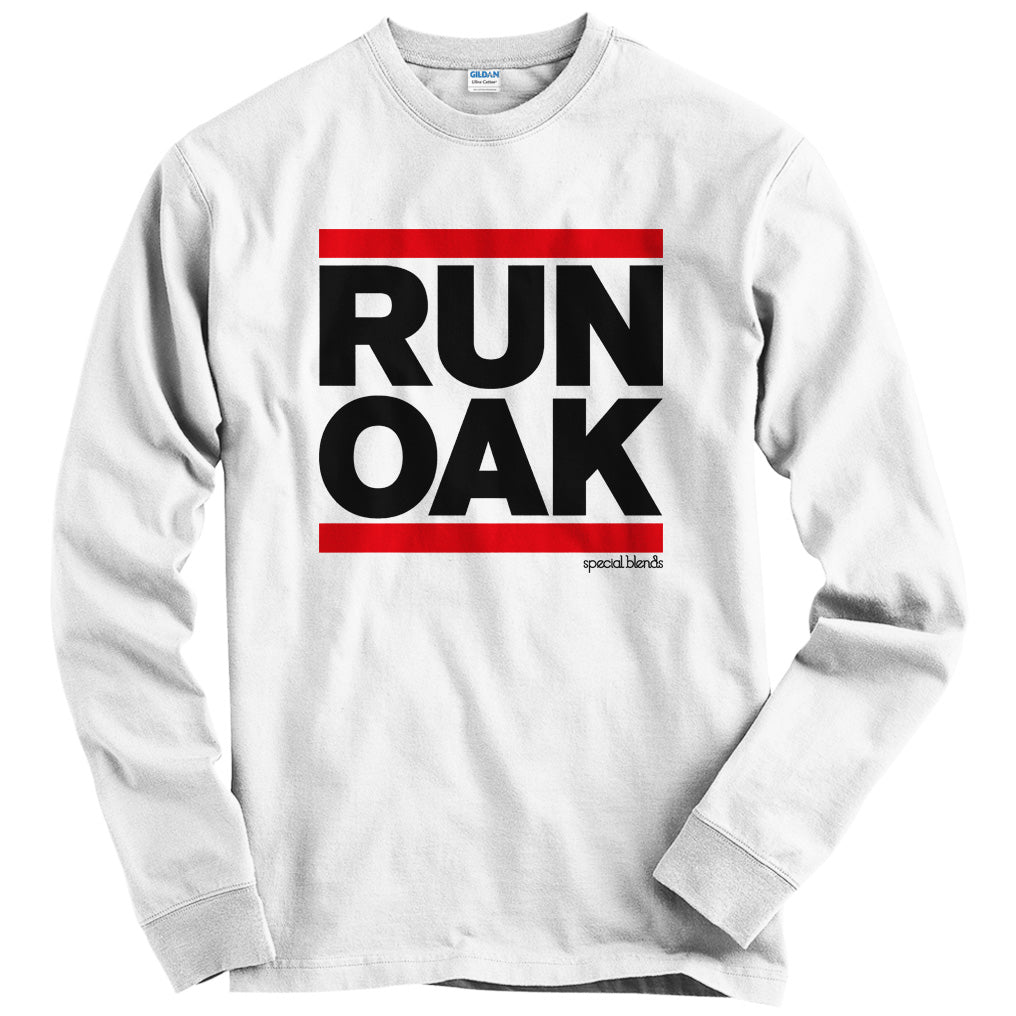 Run Oakland T-shirt
