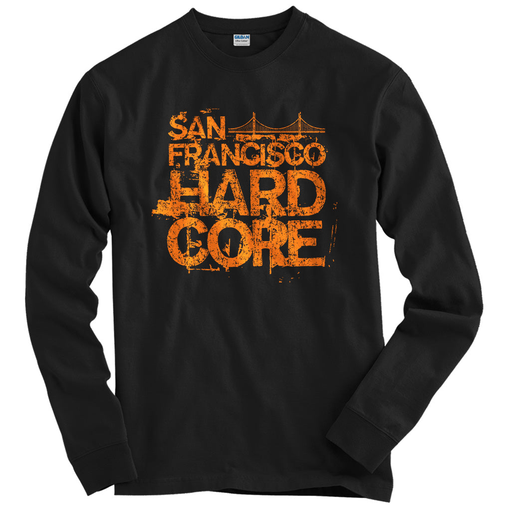 San Francisco Hardcore T-shirt