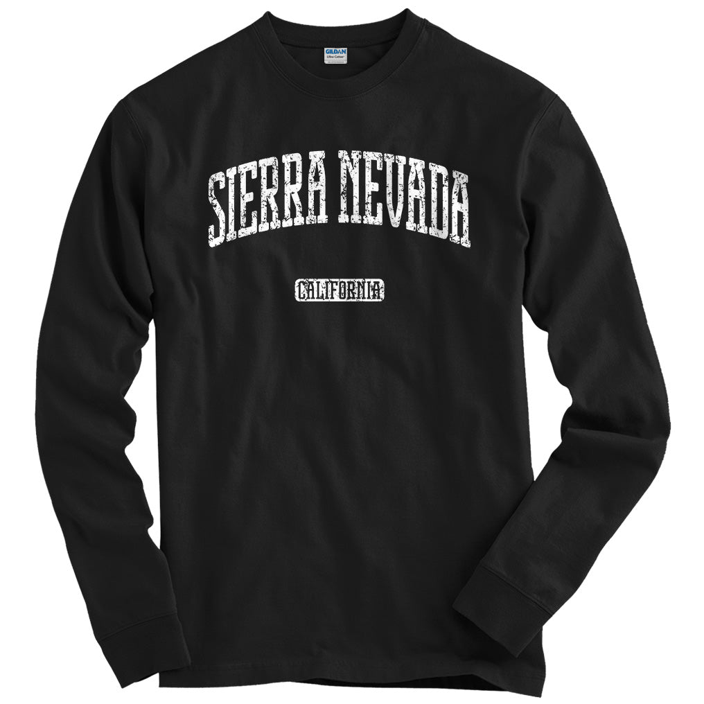 Sierra Nevada California T-shirt