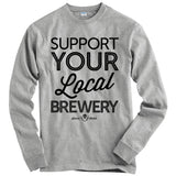 Support Your Local Brewery T-shirt