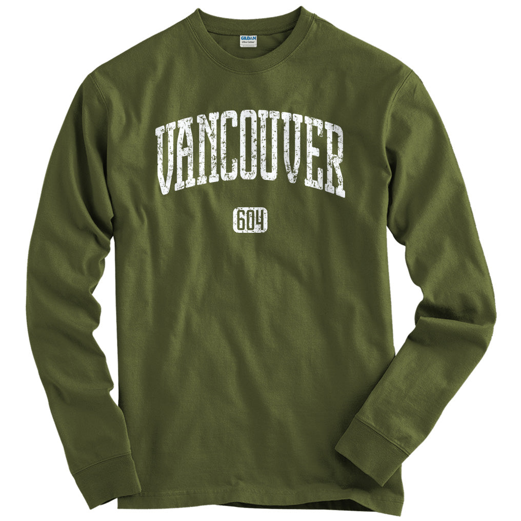 Vancouver 604 T-shirt