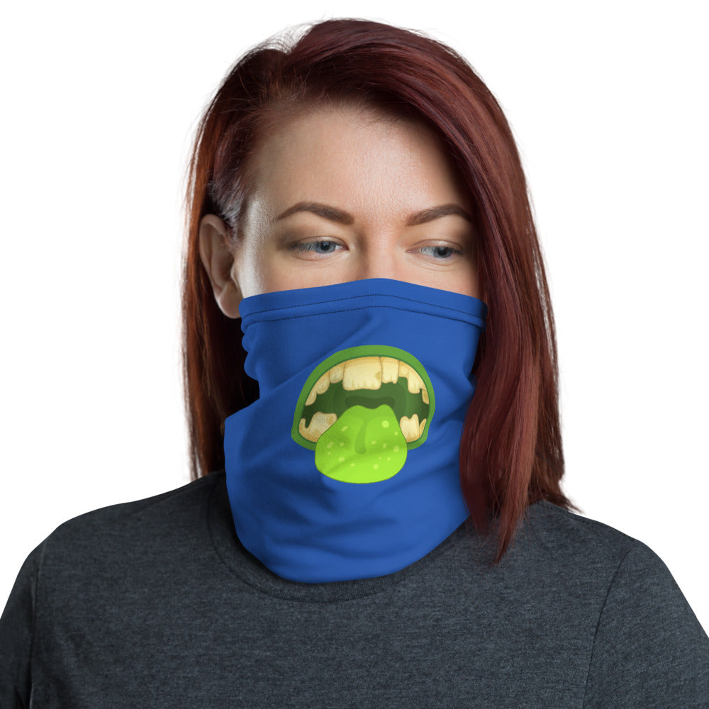 Monster Mouth Gaiter (Face Mask) in Various Face Styles