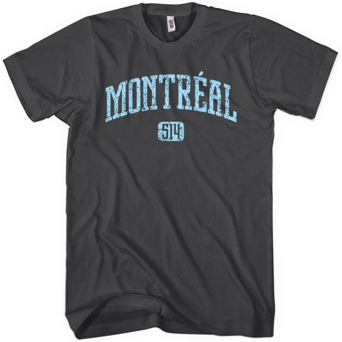 Montreal 514 T-shirt