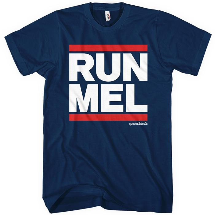 Run Melbourne T-shirt