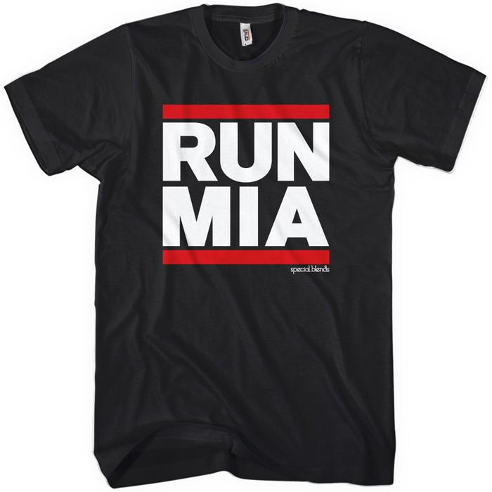 Run Miami T-shirt
