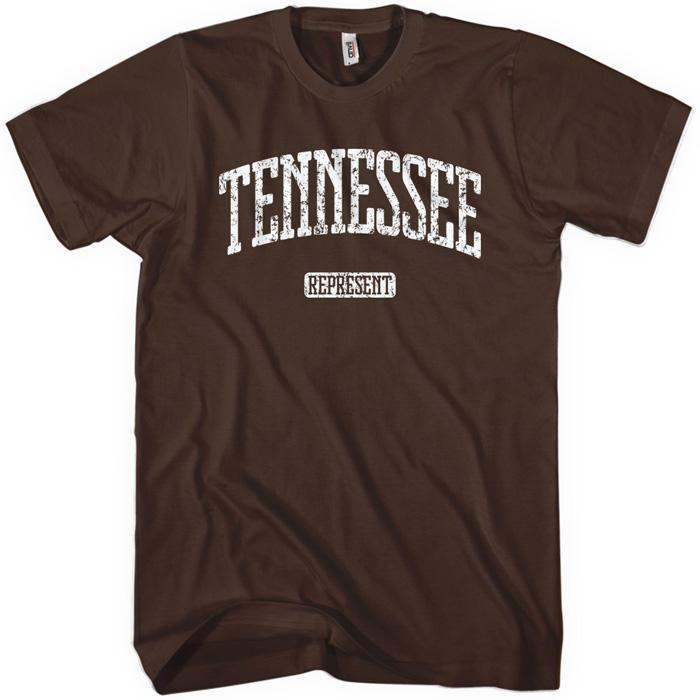 Tennessee Represent T-shirt