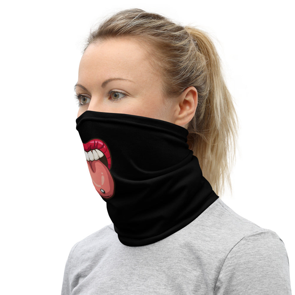 Tongue Out Gaiter (Face Mask)