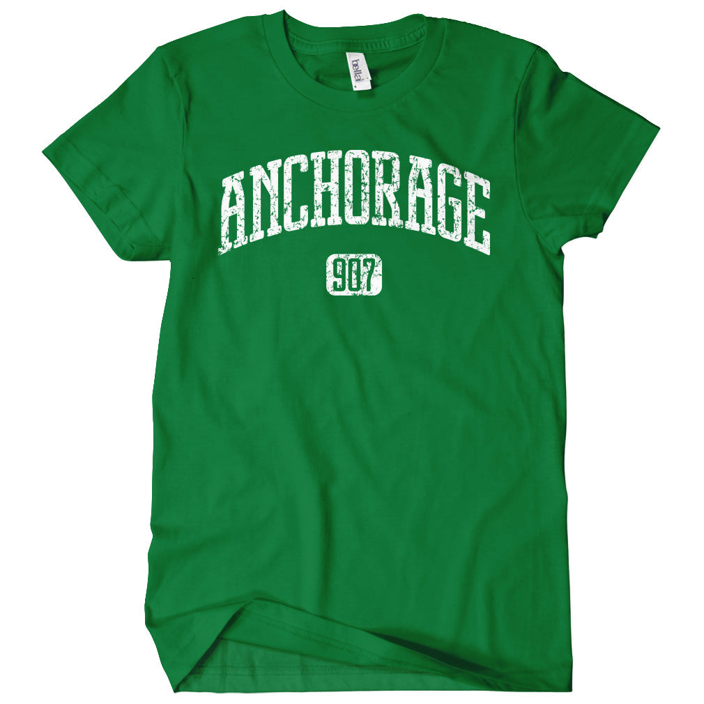 Anchorage 907 T-shirt