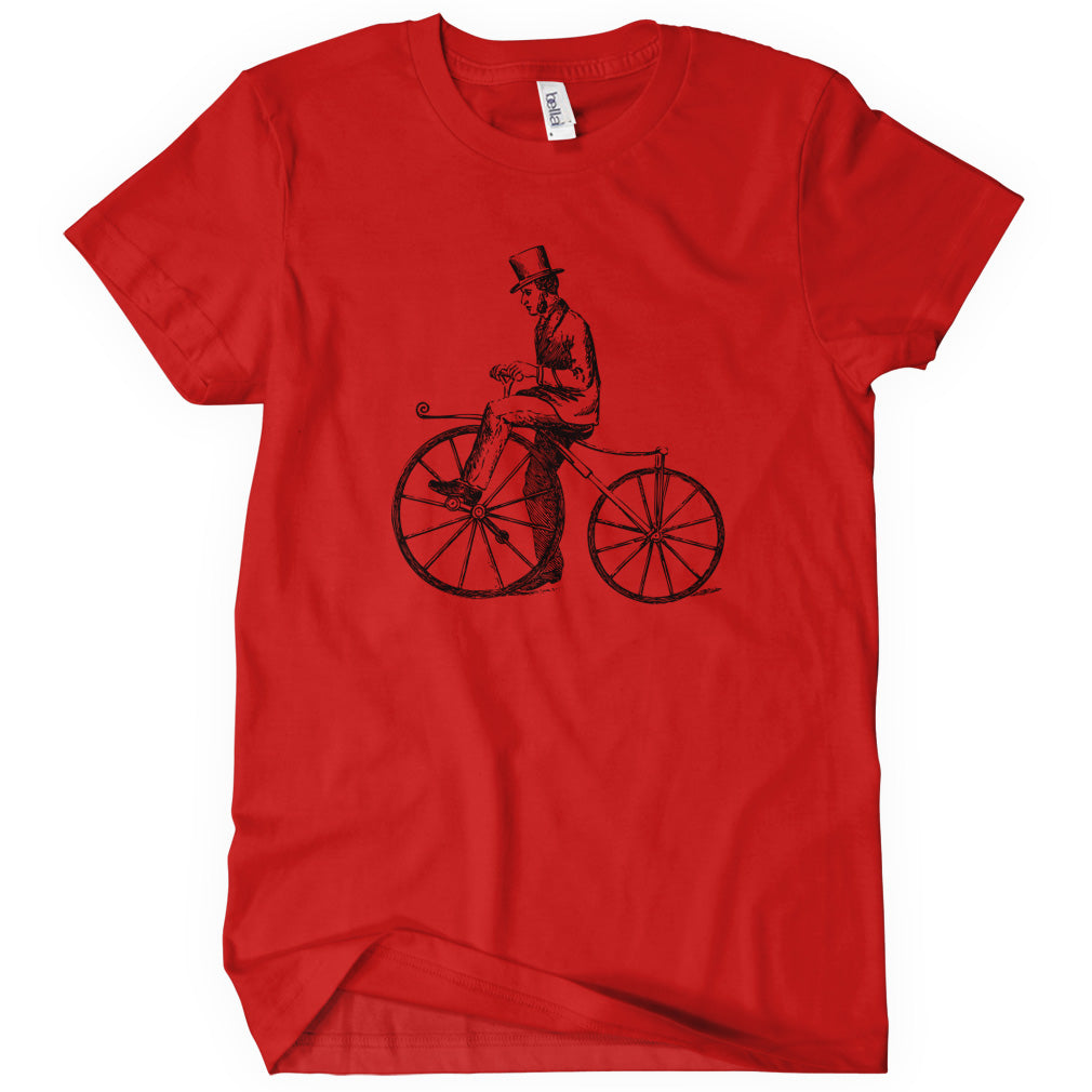 Bicycle Bone Shaker T-shirt
