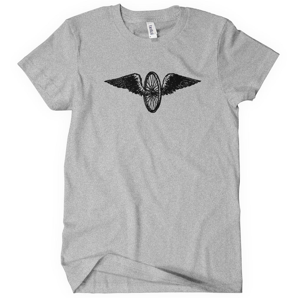 Bicycle Wings T-shirt