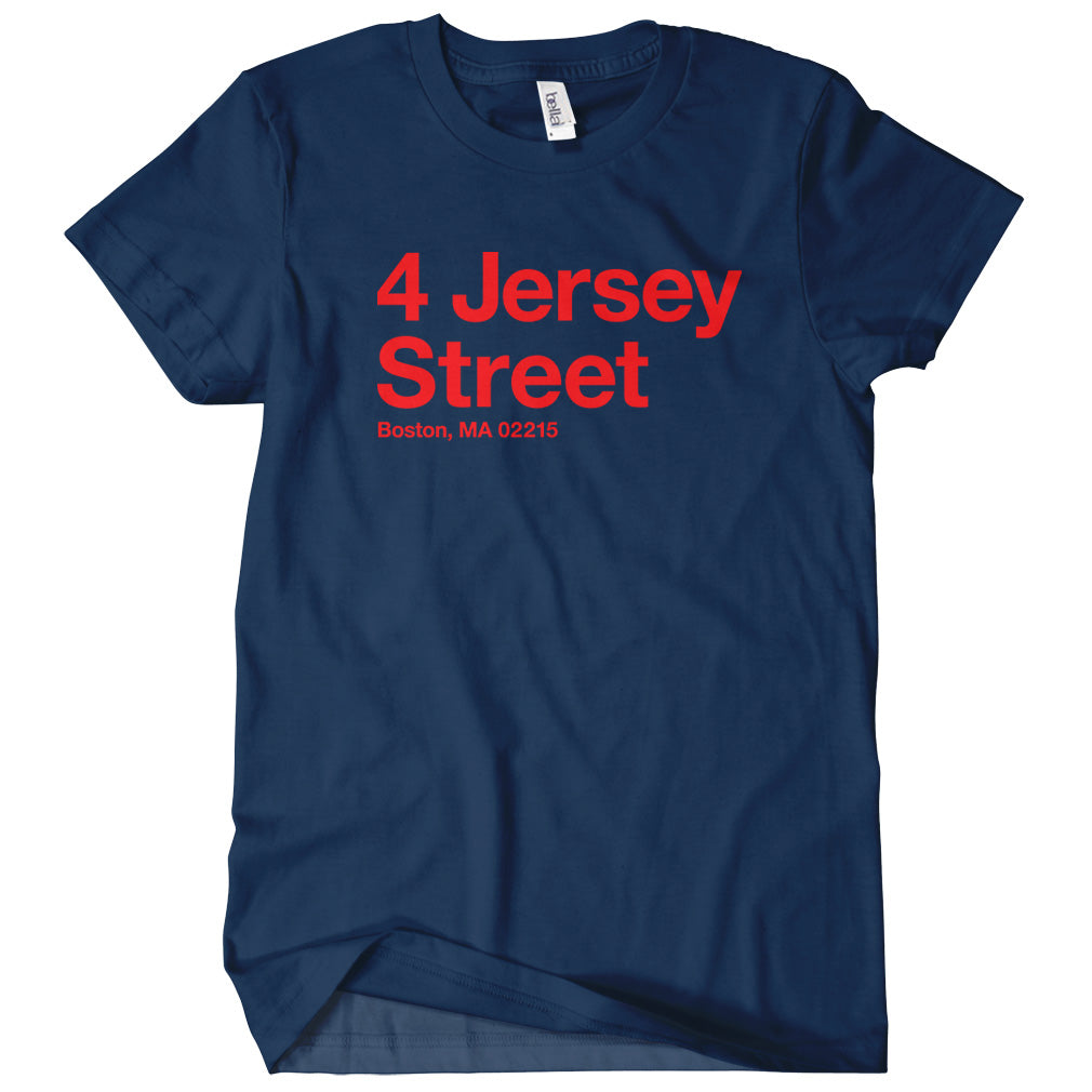 Boston Baseball Stadium T-shirt