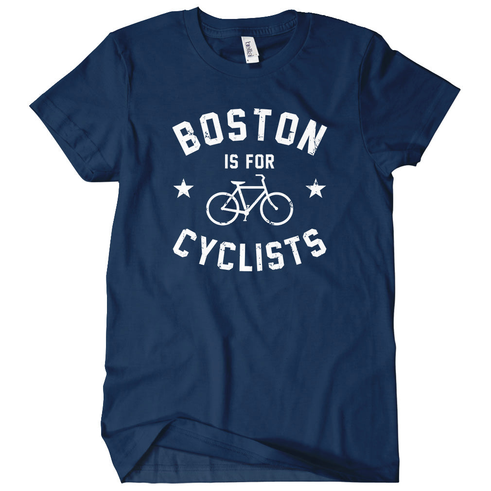 Boston Is For Cyclists T-shirt