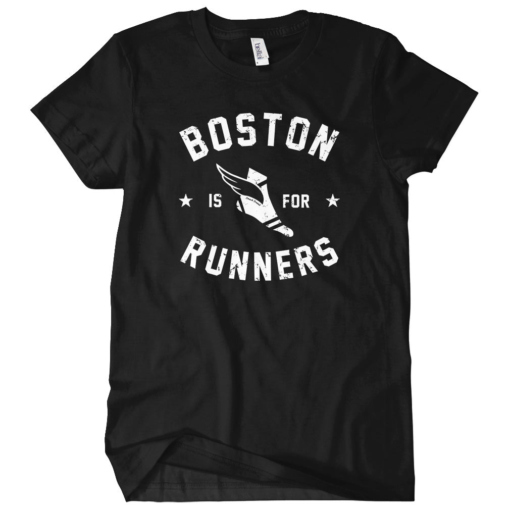 Boston Is For Runners T-shirt