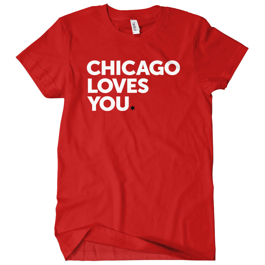 Chicago Loves You T-shirt