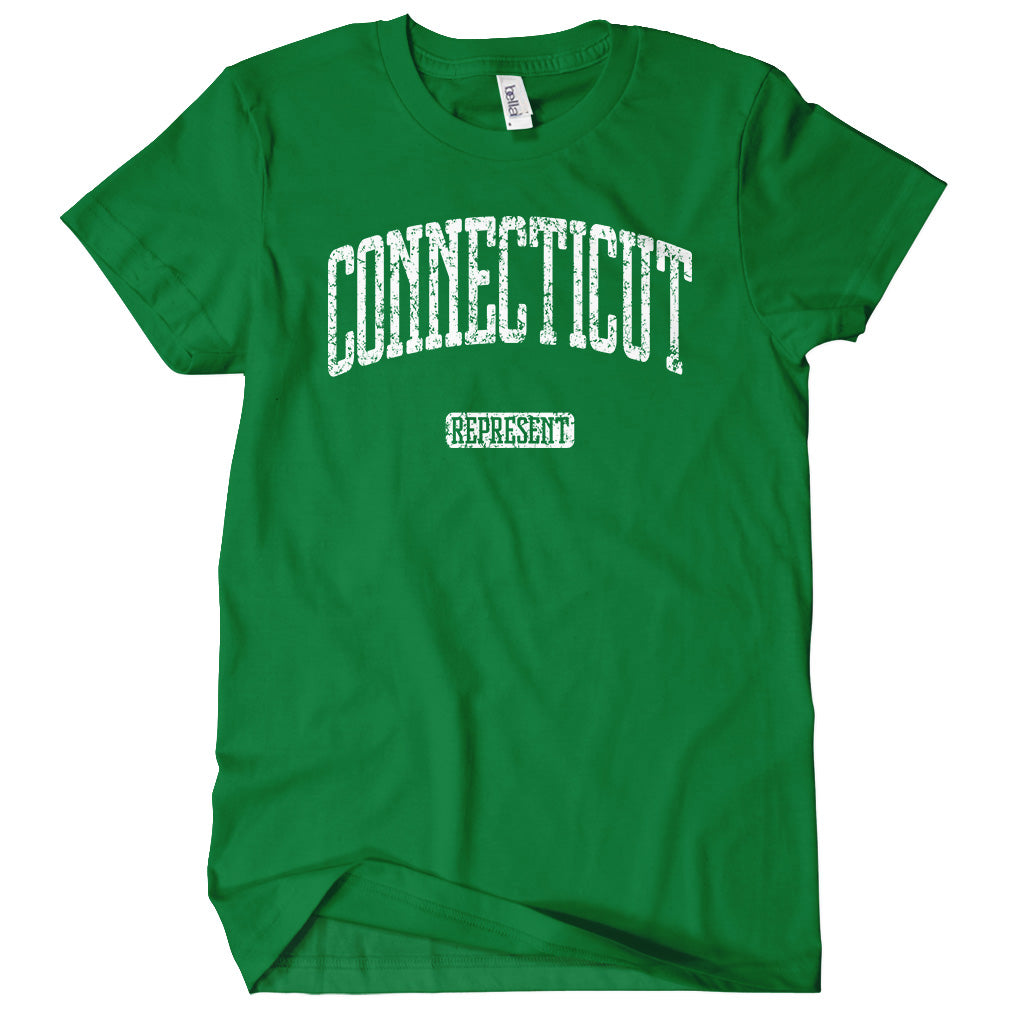 Connecticut Represent T-shirt
