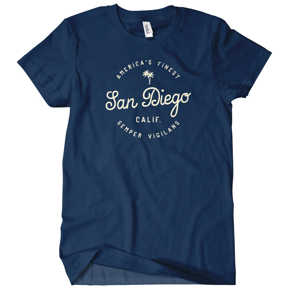 Enjoy San Diego T-shirt