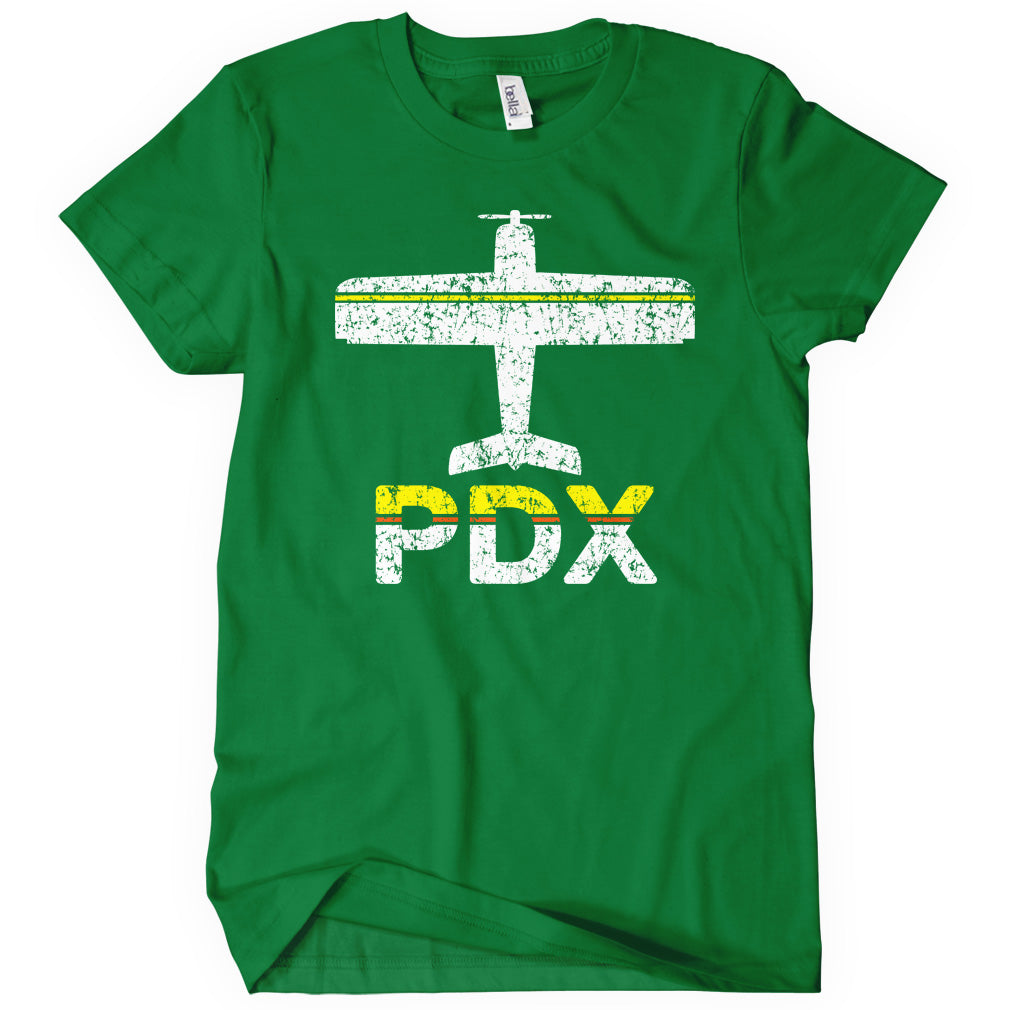 Fly Portland PDX Airport T-shirt