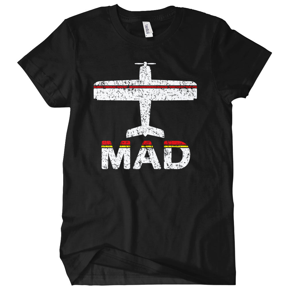 Fly Madrid MAD Airport T-shirt