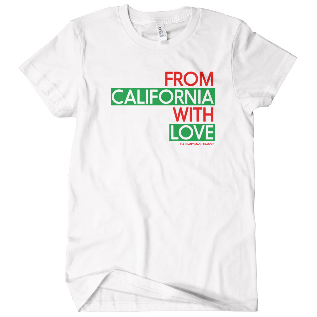 From California With Love T-shirt