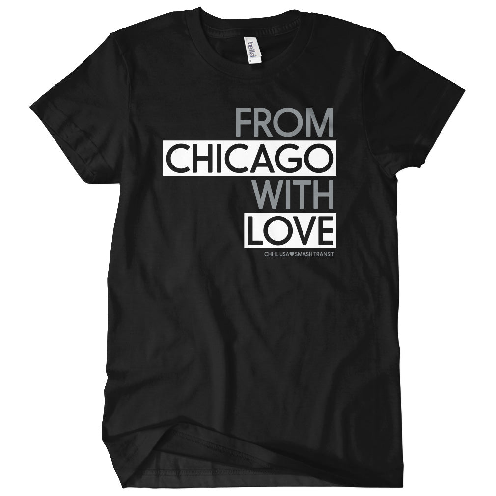 From Chicago With Love T-shirt