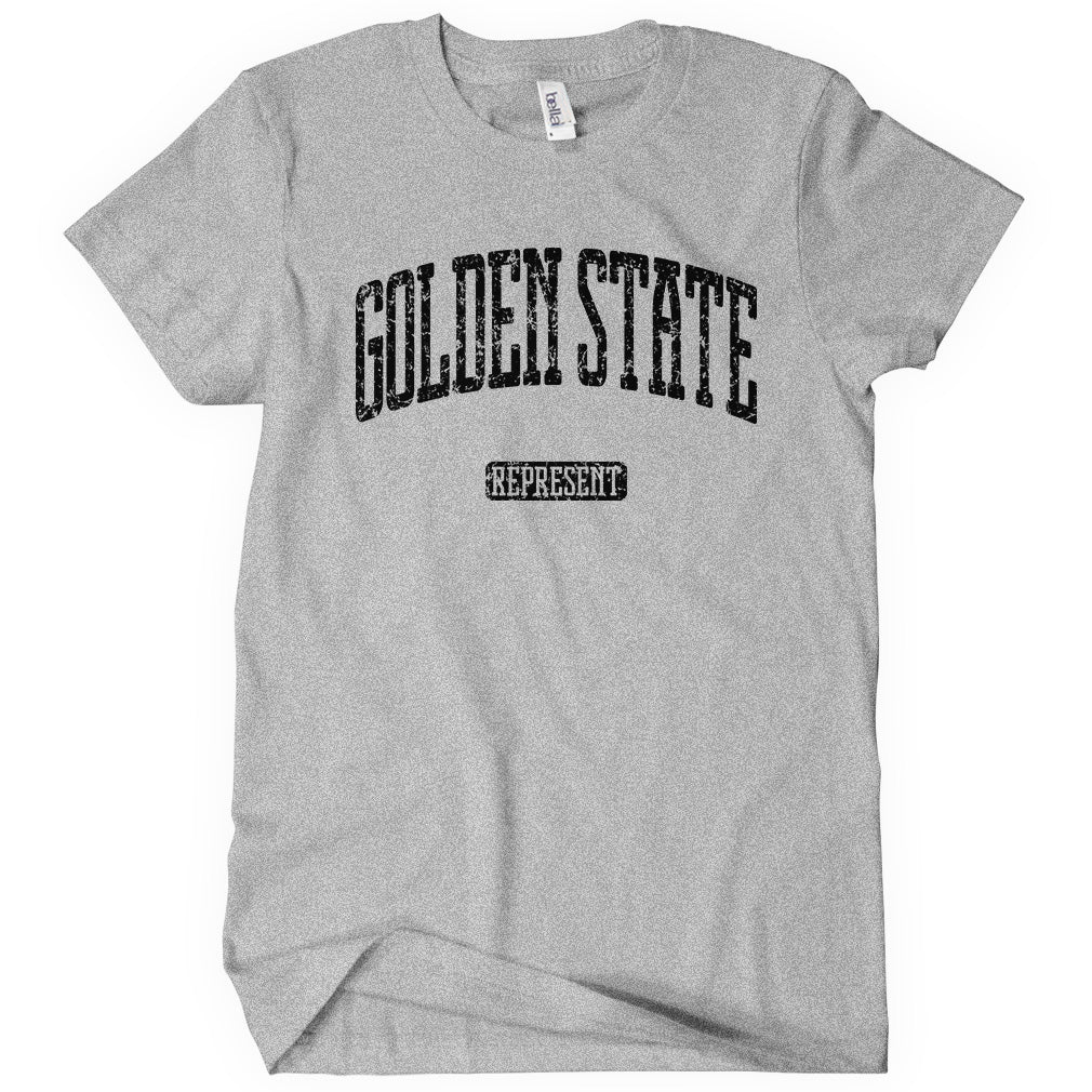 Golden State Represent T-shirt