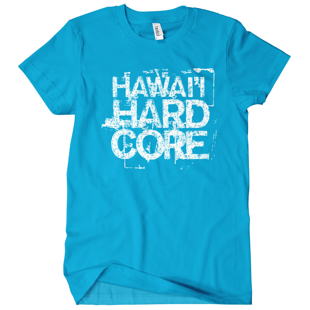 Hawaii Hardcore T-shirt