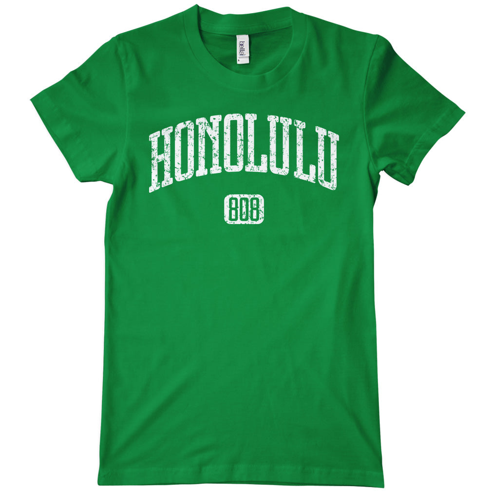 Honolulu 808 T-shirt