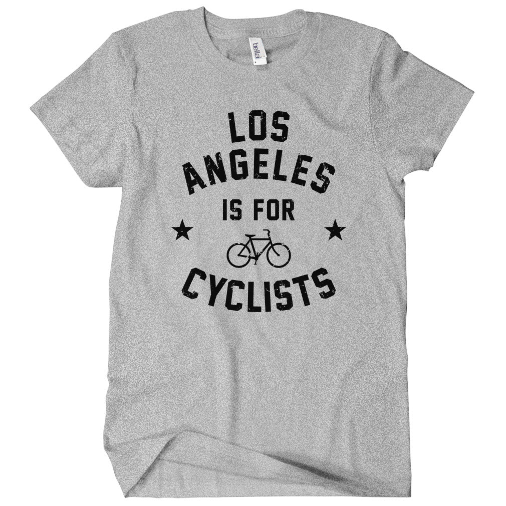 Los Angeles Is For Cyclists T-shirt