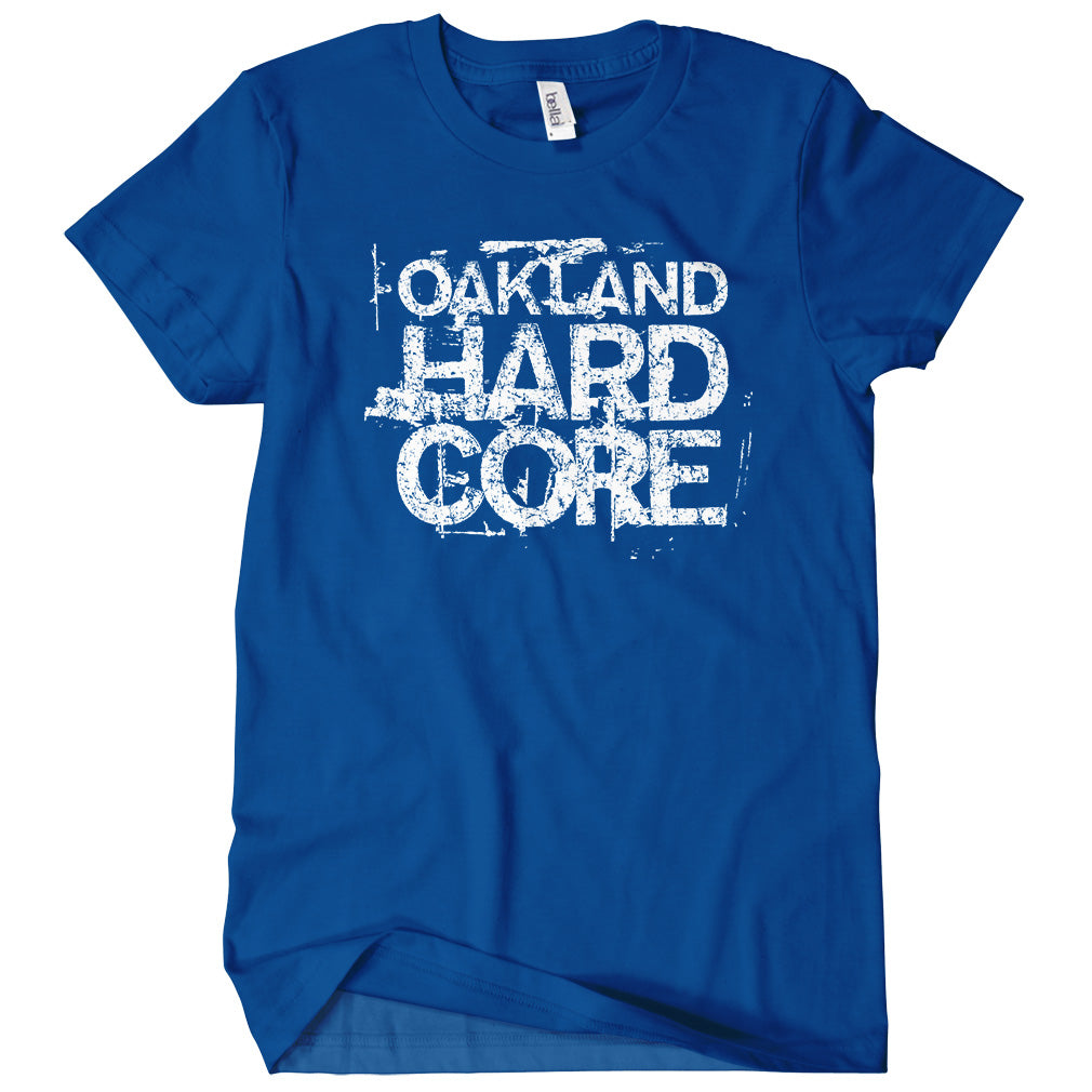 Oakland Hardcore T-shirt