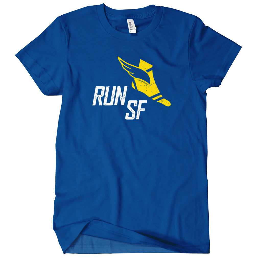 Run San Francisco V3 T-shirt