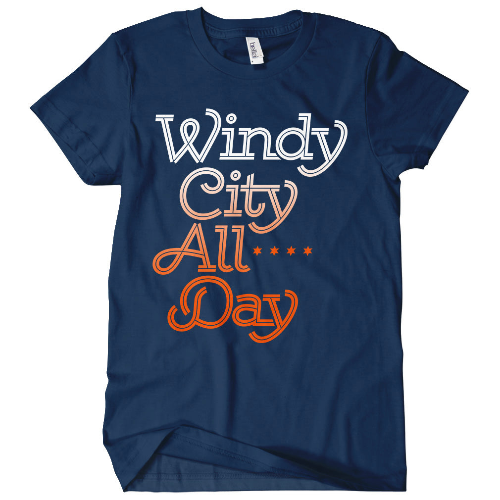 Windy City All Day T-shirt