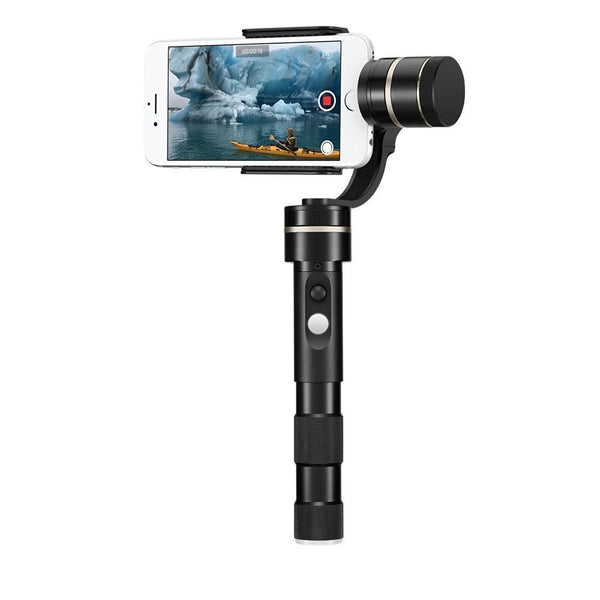 G4Pro 3 Axis Stabilized Smartphone Gimbal - SteadyShot