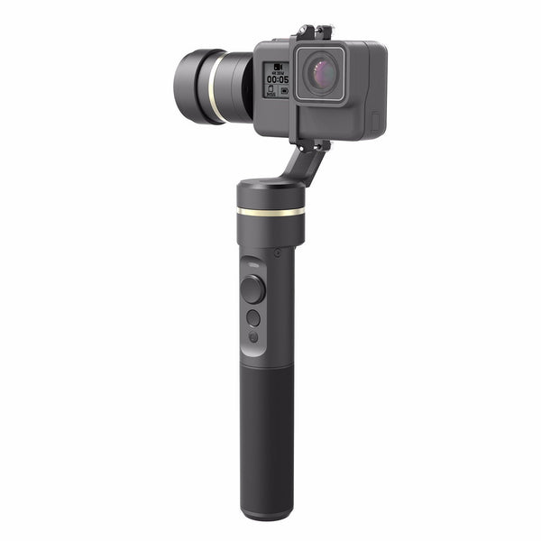 G5 3 Axis Handheld Gimbal For Sports Camera - SteadyShot