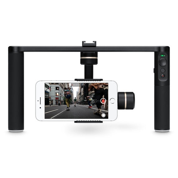 SPG Plus  3 Axis Stabilized Smartphone Gimbal - SteadyShot