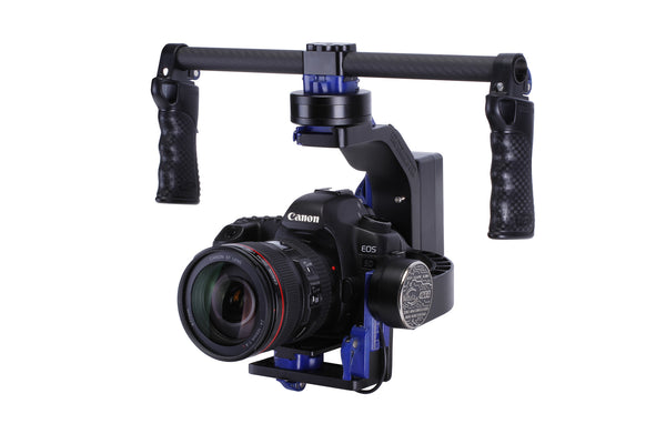 Nebula 4200 Pro Handle Gimbal Stabilizer - SteadyShot