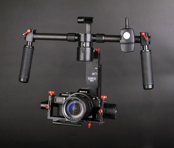 CAME-Mini 3 3-Axis Gimbal - SteadyShot