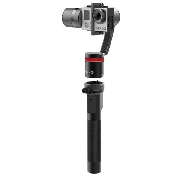 MOZA Mini-G Action Camera Gimbal - SteadyShot