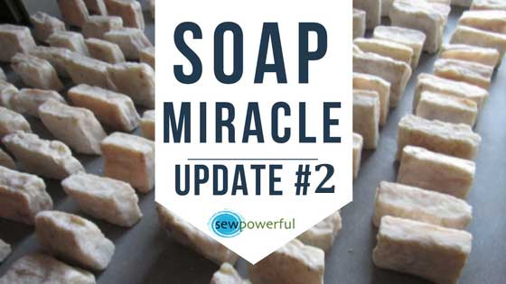 Soap Miracle Update 2
