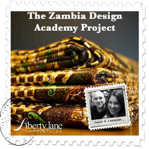 Zambia Design Academy Project