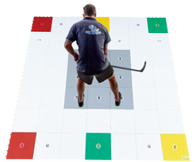 Load image into Gallery viewer, STICKHANDLING KIT - MY ENEMY PRO+MY PASSER+360 ZONE+3x RocketGrips