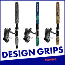 Load image into Gallery viewer, Fishing Design Grips