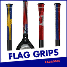 Load image into Gallery viewer, Flag lacrosse Grip
