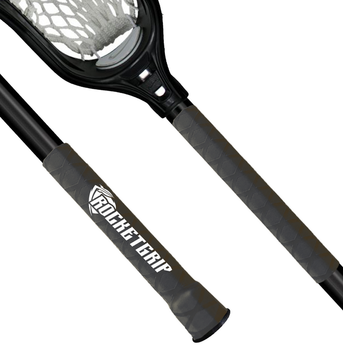 Black Lacrosse Ultra grip