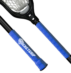 Blue Lacrosse Ultra grip