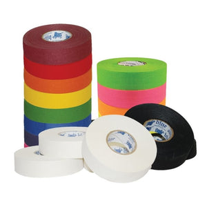 Matching color Hockey tape