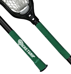 Green Lacrosse grip