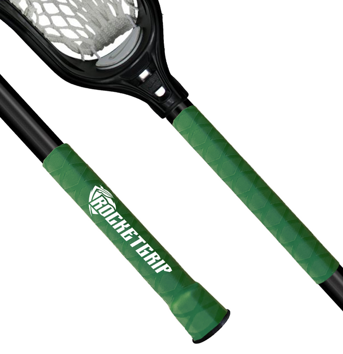 Green Lacrosse Ultra grip