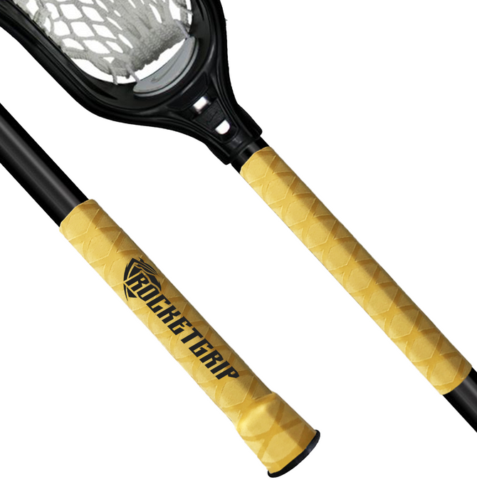 Yellow Lacrosse Ultra grip
