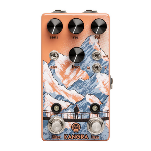 Walrus Audio Kangra Filter Fuzz