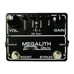 MI Effects Megalith Delta High Gain Distortion